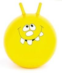 Toyrific Skippy Bal Jump N Bounce 61cm Geel