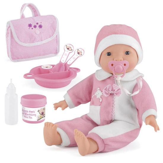 Toyrific Snuggles Pop Geluid en Accessoires 40cm Roze Wit
