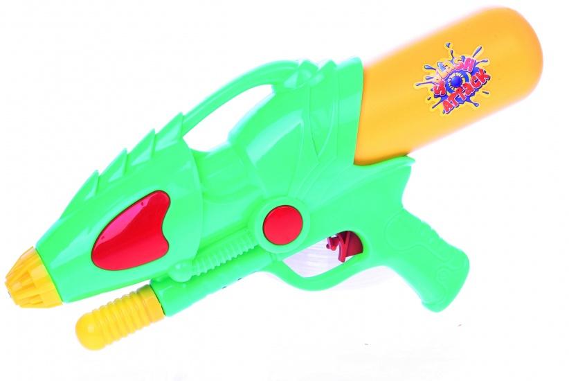Toyrific Splash Attack Waterpistool 33cm Groen