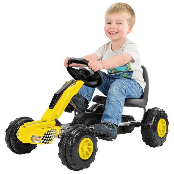 Toyrific Trapvoertuig Redline Racer