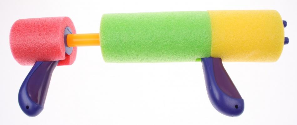 Toyrific Waterpistool Water Canon 31cm Paars
