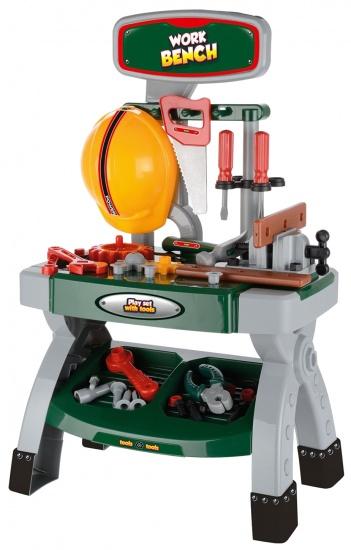 Toyrific Werkbank met gereedschap