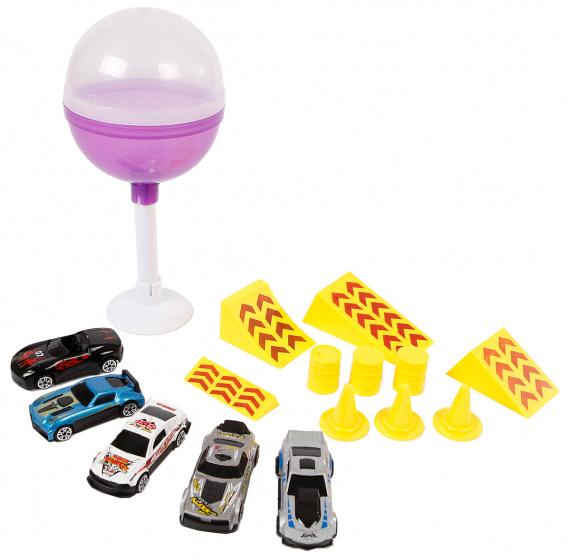 Toys Amsterdam autoset Stunt Team junior 16 delig