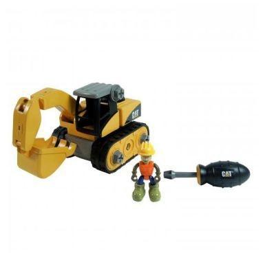 Toystate Caterpillar Machine Maker Graafmachine