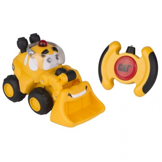 Toystate Caterpillar RC Rugged Randy