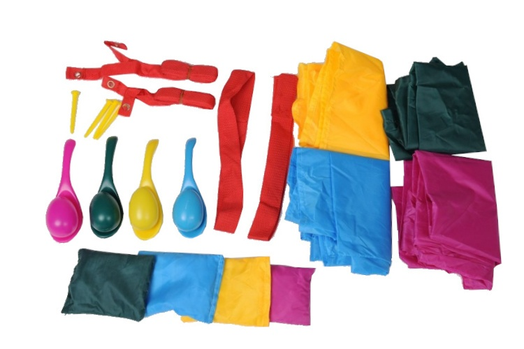 Traditional Garden Games Party set