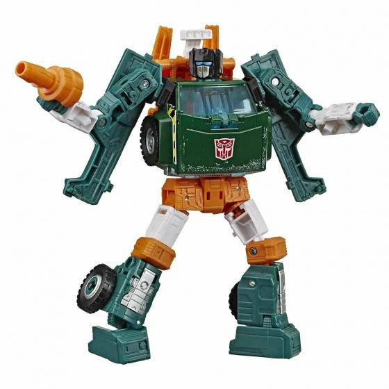 Transformers Generation WfC E Deluxe Hoist figuur 14 cm groen kopen
