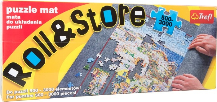 Trefl Puzzelmat 500 3000 Puzzelstukjes