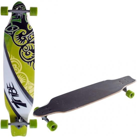 VDM Tribe Longboard junior 100 cm groen