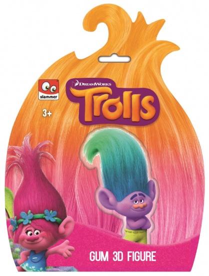 Trolls 3D gum