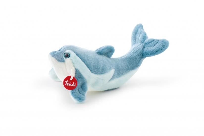 Trudi Knuffel Dolfijn Ray 26cm