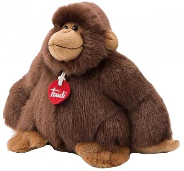 Trudi knuffel aap Rocco bruin 100 cm