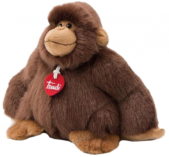 Trudi knuffel aap Rocco bruin 48 cm