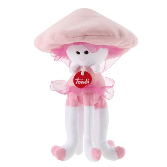 Trudi Knuffel Kwal Stella 29 cm Roze