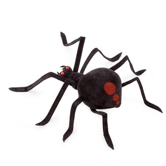 Trudi Knuffel Zwarte Weduwe 19,5 cm Zwart