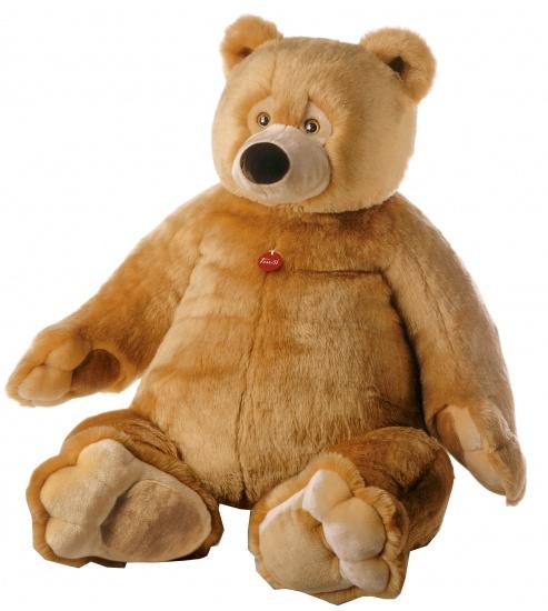 Trudi Knuffelbeer 115 cm bruin