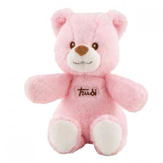 Trudi Knuffelbeer Cremino 26 cm Roze