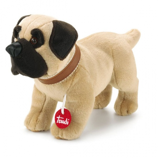trudi hug dog bull mastiff max 30cm blank internet toys. Black Bedroom Furniture Sets. Home Design Ideas