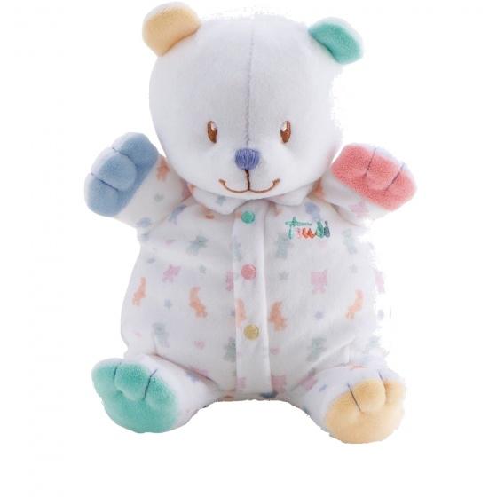 Trudi pluche knuffelbeer 25 cm