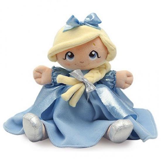 Trudi Pop Trudimia IJs Prinses 26 cm Blauw