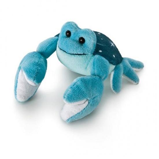 Trudi Sterrenbeeld Kreeft 9 cm blauw