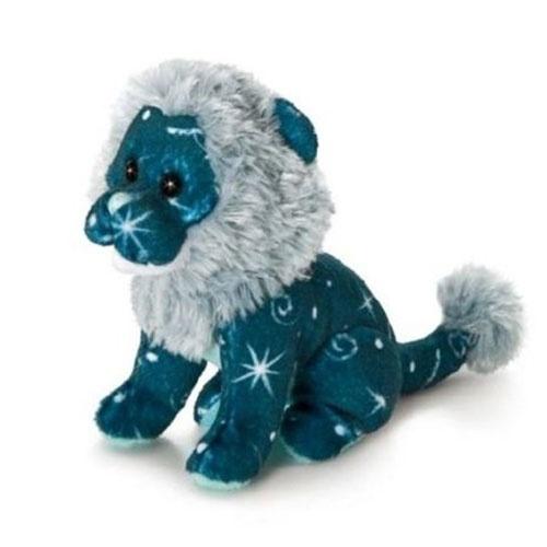 Trudi Sterrenbeeld Leeuw 9 cm blauw