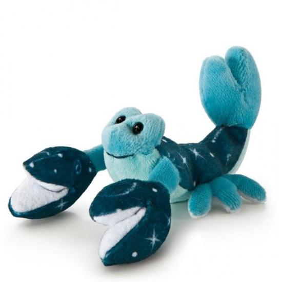 Trudi Sterrenbeeld Schorpioen 9 cm blauw