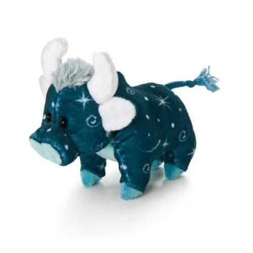 Trudi Sterrenbeeld Stier 9 cm blauw