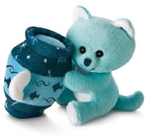 Trudi Sterrenbeeld Waterman 9 cm blauw
