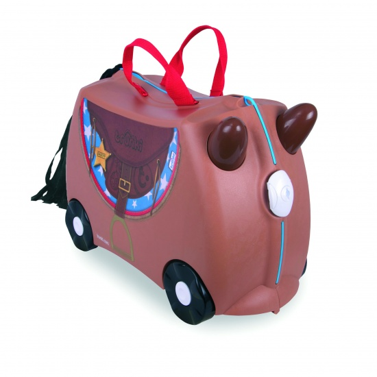 Trunki Ride On Koffer Bronco Paard