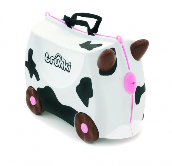Trunki Ride On Koffer Frieda Koe