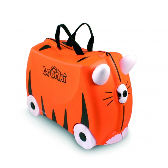 Trunki Ride On Koffer Tipu Tijger