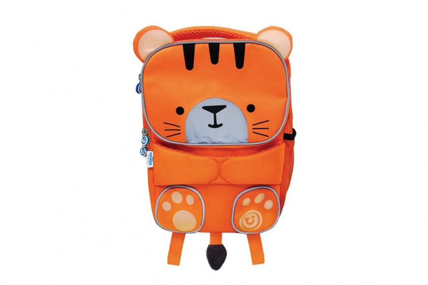 Trunki rugzak tijger oranje waterdicht 5 liter
