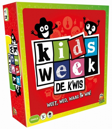 Tulip Games Kidsweek de Kwis