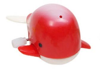 Tutti Frutti Opwindfiguur Zeedieren: Walvis 6,5 cm