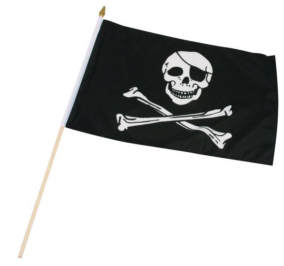 Tutti Frutti Piratenvlag