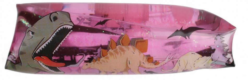 Tutti Frutti Water Wiggler Dino roze