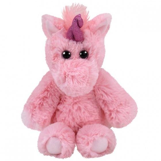 Ty knuffel Cuddlys eenhoorn Estelle 20cm
