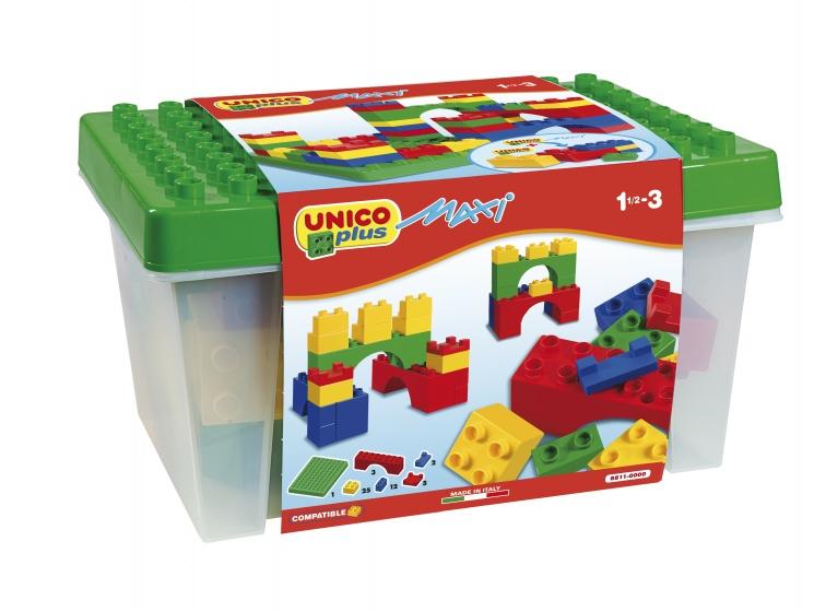 Unico Blokkendoos 50 delig
