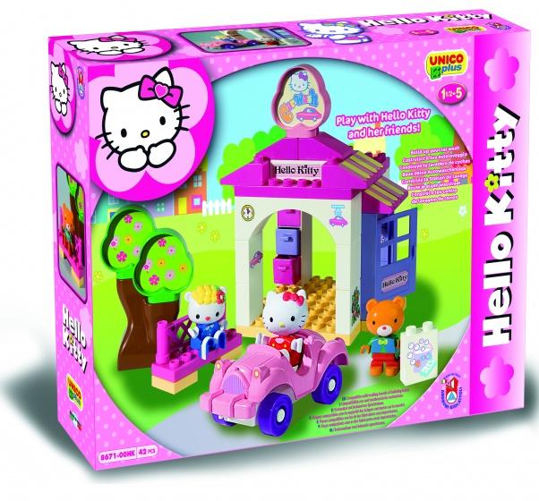 Unico Hello Kitty carwash 42 delig