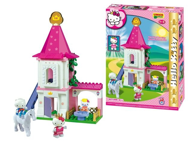 Unico Hello Kitty Kasteel