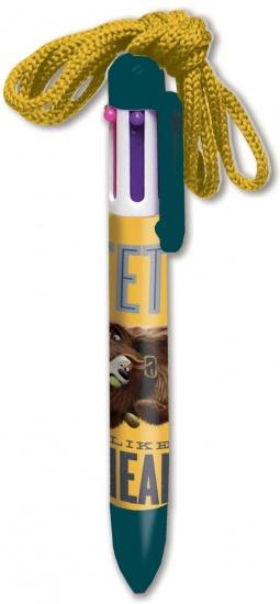 Universal Pen Huisdiergeheimen 6 kleuren
