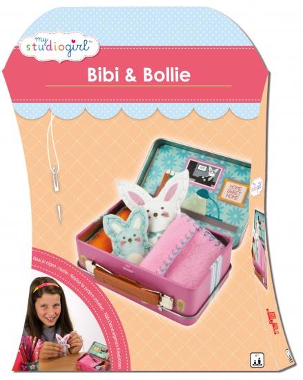 University Games Knutselset My Studiogirl: Bibi & Bollie