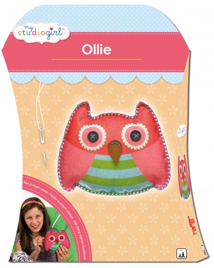 University Games Knutselset My Studiogirl: Ollie