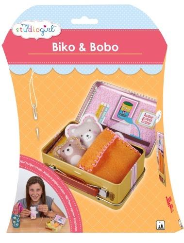 University Games My studio girl: Biko en Bobo