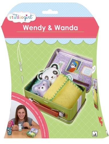 University Games My studio girl: Wendy en Wanda