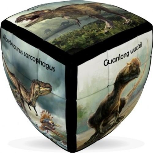 V Cube breinbreker 3 Dinosaurus 5 cm