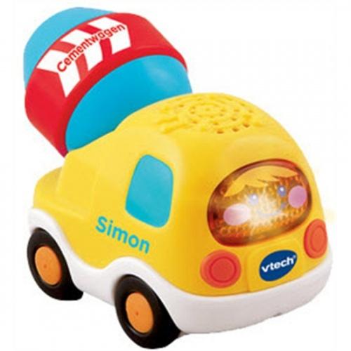 VTech Toet Toet Auto Simon Cementwagen