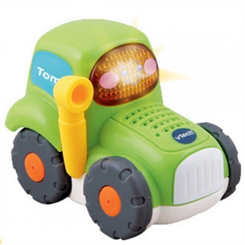 VTech Toet Toet Auto: Tom Tractor