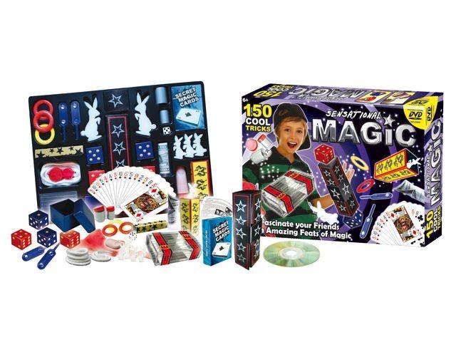 VDM Goocheldoos Magic 150 Trucs